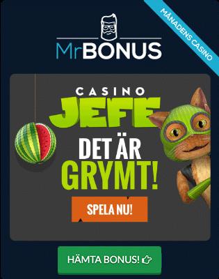 Nya casinon med bonusar
