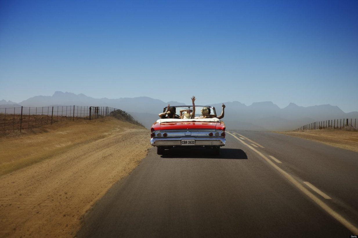 Roadtrip thrills