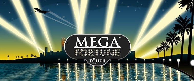 mega fortune casino vinst